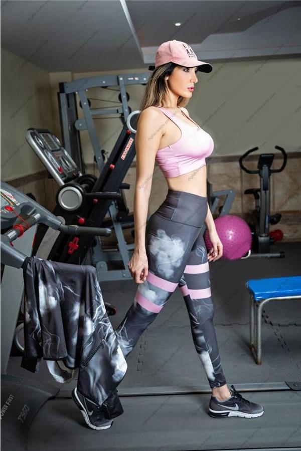 چاپ دیجیتال لباس ورزشی